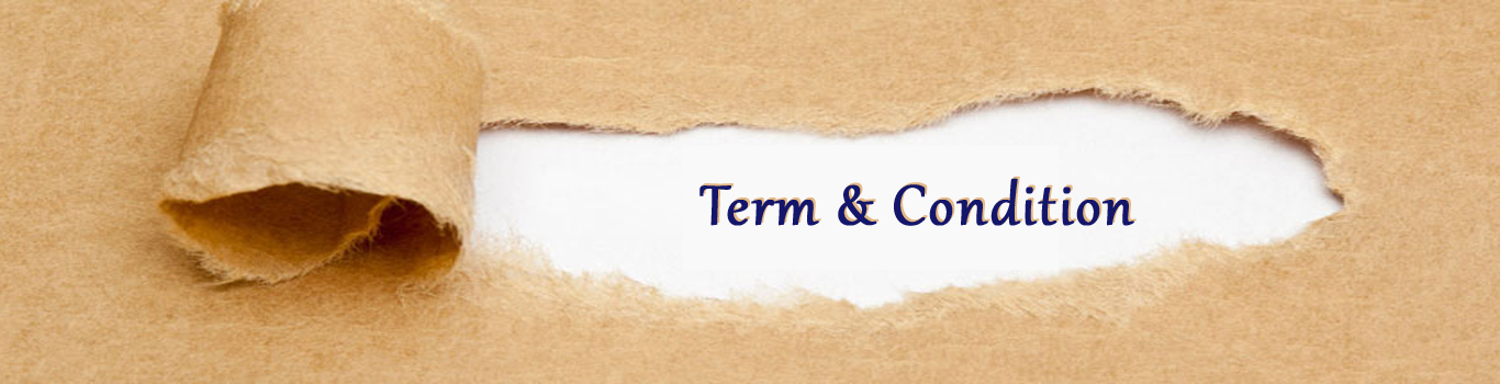Term & Condition TAKGroup